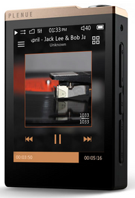Reproductor Cowon Plenue D HiFi Bater'a 100h Ultra Portable