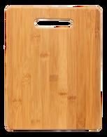 """CTB173 - 11 1/2"""" x 8 3/4"""" Bamboo Rectangle Cutting Board"""