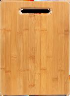 """CTB174 - 13 3/4"""" x 9 3/4"""" Bamboo Rectangle Cutting Board"""
