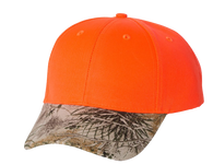 LC25: Solid Crown Camouflage Cap by Kati