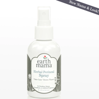 Earth Mama - Herbal Perineal Spray (EMEB Bottom Spray), 4oz (Exp Jun2020)