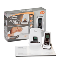 Tommee Tippee - Closer To Nature Digital Baby Movement Sensor Monitor