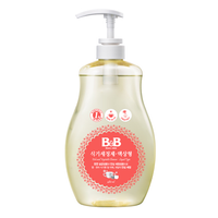 B&B Dish and Vegetables Cleanser, 480ml