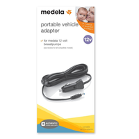 Medela - 12 Volt VEHICLE Lighter Adaptor
