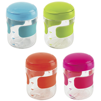 OXO Tot - Large Flip-Top Snack Cup, 7oz (4 Colours)
