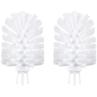OXO Tot - Bottle Brush Head Replacement Set, 2 Count