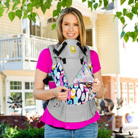 Lillebaby - COMPLETE Baby Carrier All Season, Flock Together