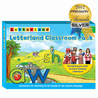 Letterland - Classroom Pack