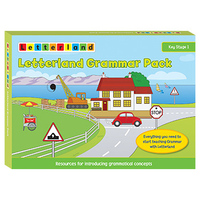 Letterland - Grammar Pack