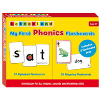 Letterland -  My First Phonics Flashcards