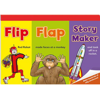 Letterland - Flip Flap Story Maker