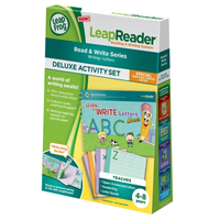 Leap Frog - LeapReader Deluxe Activity Set