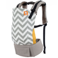 Tula Toddler Carrier - Grey Zig Zag