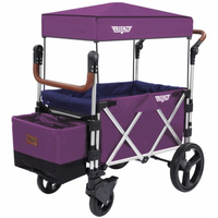 Keenz - 7S Stroller Wagon, Purple Magic/Royal Blue