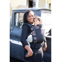 Tula Mesh Baby Carrier - Coast Concentric