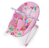 Bright Starts - Fanciful Flowers Vibrating Bouncer