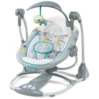 Ingenuity - ConvertMe Swing-2-Seat, Portable Swing (Ridgedale)