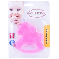 Autumnz - Water Teether, Pink Pony