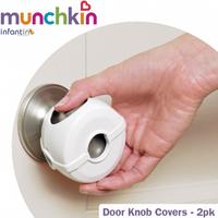 Munchkin - Door Knob Covers, 2 Counts (MK35024)