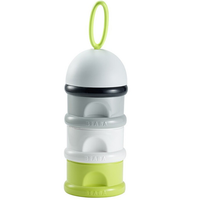 Beaba - Container For Formula Milk Doses Stackable, Neon (911553)
