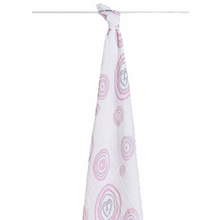 Aden and Anais Hayden's heart - have a heart classic swaddle