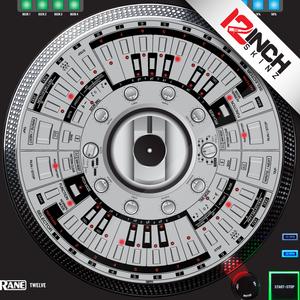 Control Disc OEM (SINGLE) Rane Twelve - Roland 303