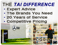 TAI Audio | Pro Audio Equipment, Gear and Rentals