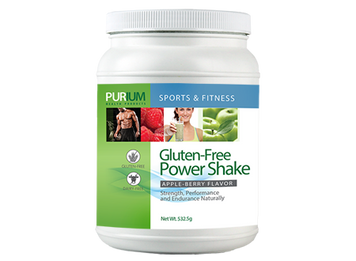 Power Shake Apple Berry 15 servings