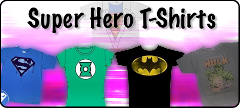 Super Hero T-Shirts
