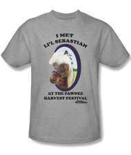 Parks and Recreation Lil Sebastian Tee Shirt