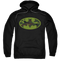 DC Comics Batman Camo Logo Adult Super Soft Hoodie