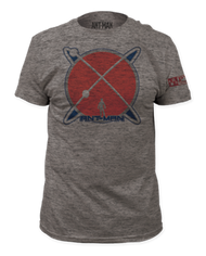 Mens Ant Man Atomic Age Tri Blend Tee Shirt