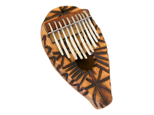 African Thumb Piano - 10 Key