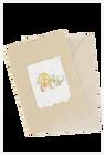 African Greeting Card - Rhinoceros