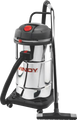 Lavor Windy 65L, Twin Motor 2000W Wet & Dry Vacuum Cleaner