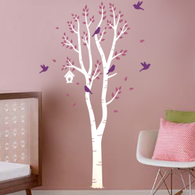 Birch Tree Wall Decals