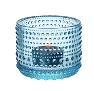 Kastehelmi Tealight light blue