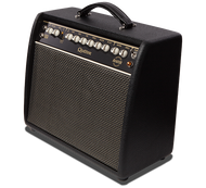"""Quilter Labs Aviator Gold 200W 1x8"""" Guitar Amp"""