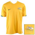 Australia Home Jersey Size Adult S