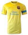 BARCELONA TRAINING WARM UP JERSEY SIZE ADULT EXTRA LARGE