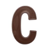 Jumbo Letter Mould C