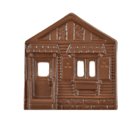3D Chocolate House - 77