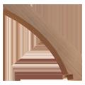 Wooden Braces