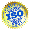 Certified Quality Under ISO 9001:2008 Standards