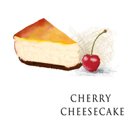 American Eliquid Store Cherry Cheesecake Eliquid