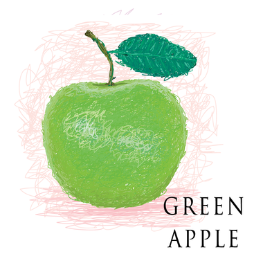 American Eliquid Store Green Apple Eliquid