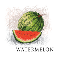 American Eliquid Store Watermelon Eliquid