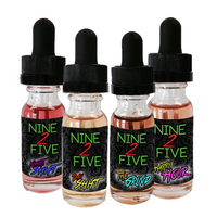 Nine2Five Premium Eliquid Sampler
