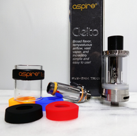 Aspire Cleito Atomizer with accessories