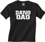 Band Dad Black T-Shirt